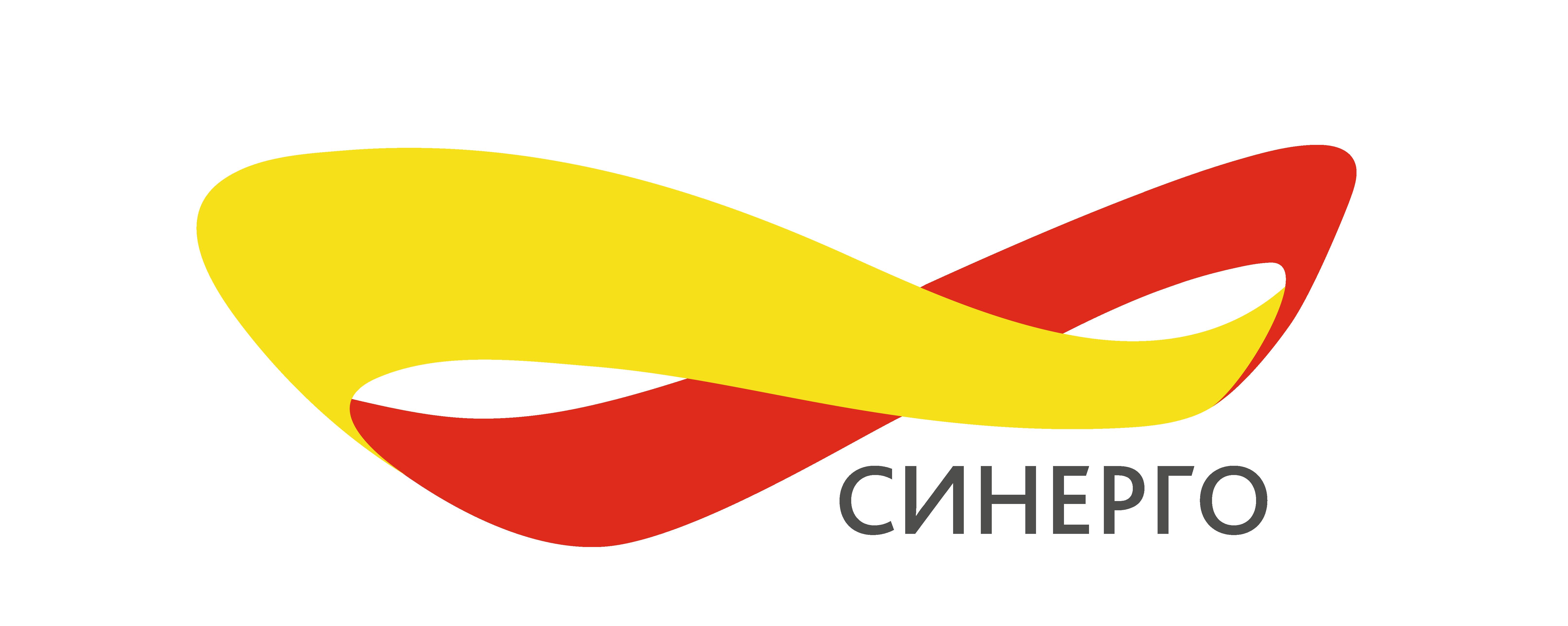 Логотип Синерго